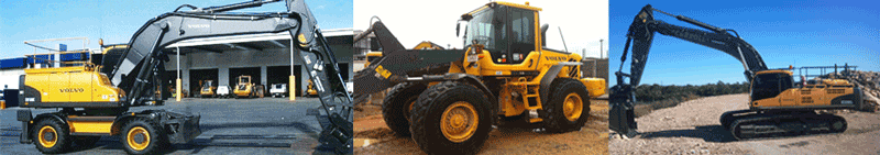 Complete Civil and Construction Group have a large number of modern reliable machinery